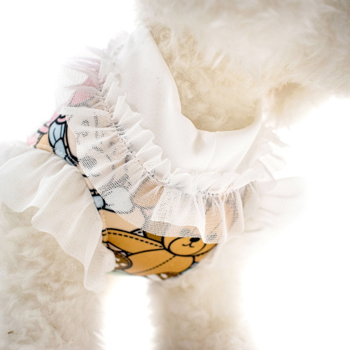 <コラボ>天使のカート×accu milia  アキュベアーカットソー