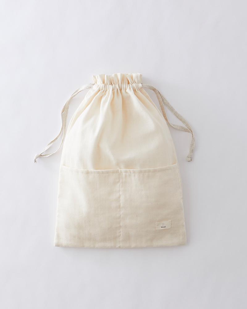 母の日ギフト 大人の産衣 ダブルガーゼ パジャマ レディース 長袖(9分袖) 日本製 blisful/ブリスフル