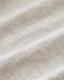 オーガニック コットン ガーゼ天竺 タンクトップ レディース ライトグレー 日本製  blissful/ブリスフル