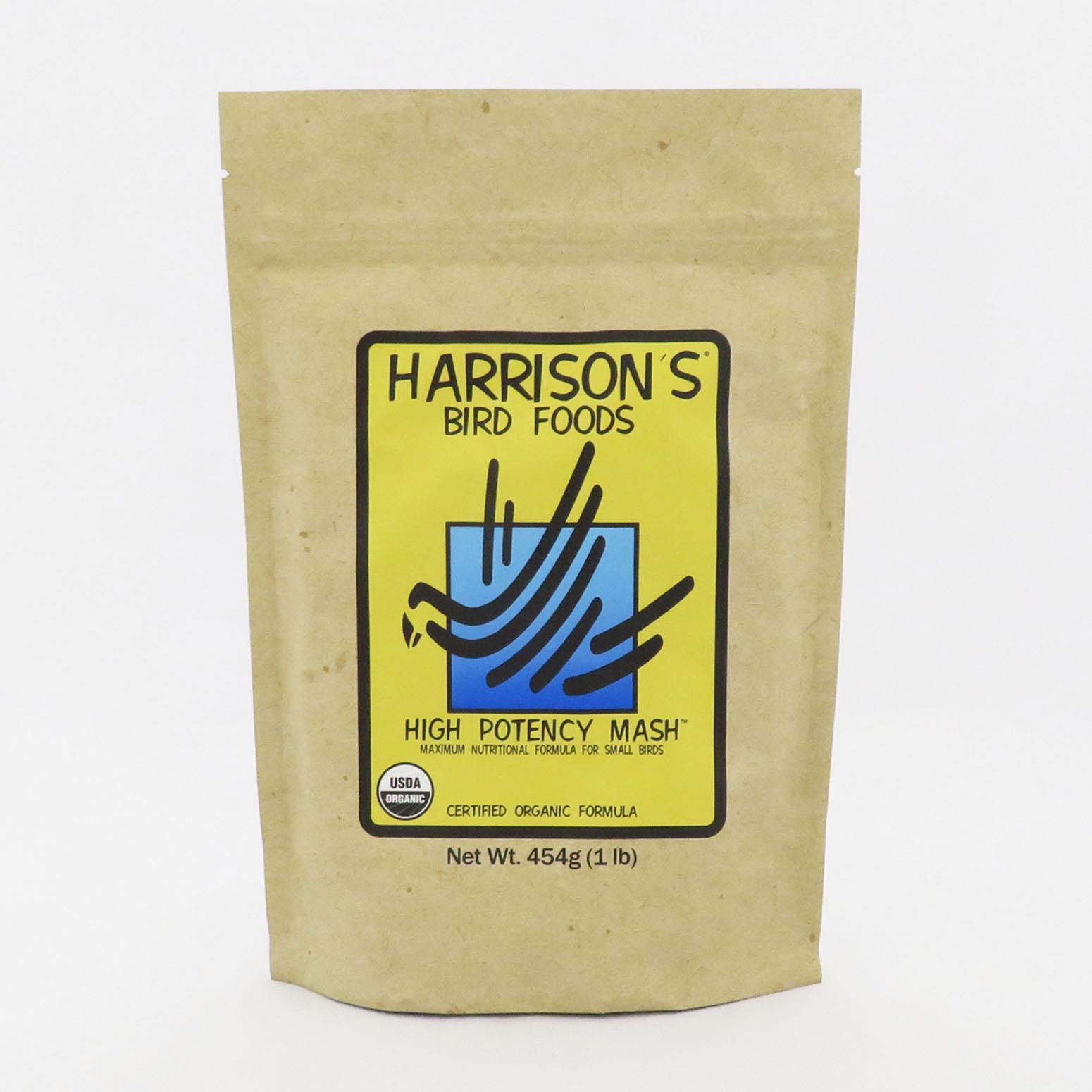 【Harrison】ハイポテンシー マッシュ[粉状]454g