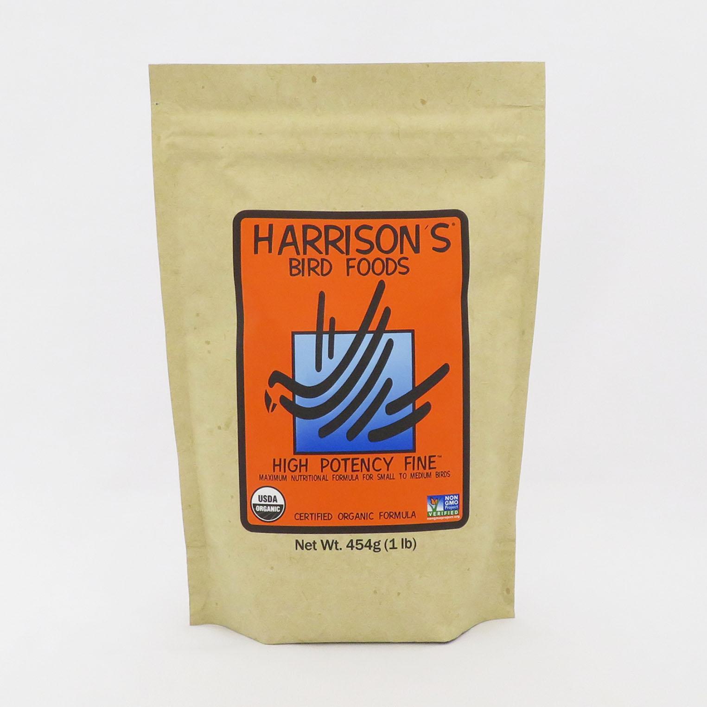 【Harrison】ハイポテンシー ファイン[小粒]454g