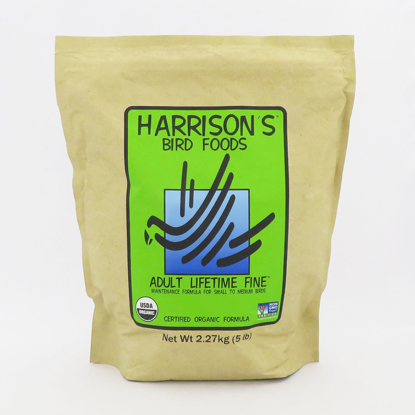 【Harrison】アダルトライフタイム ファイン[小粒]2.27kg