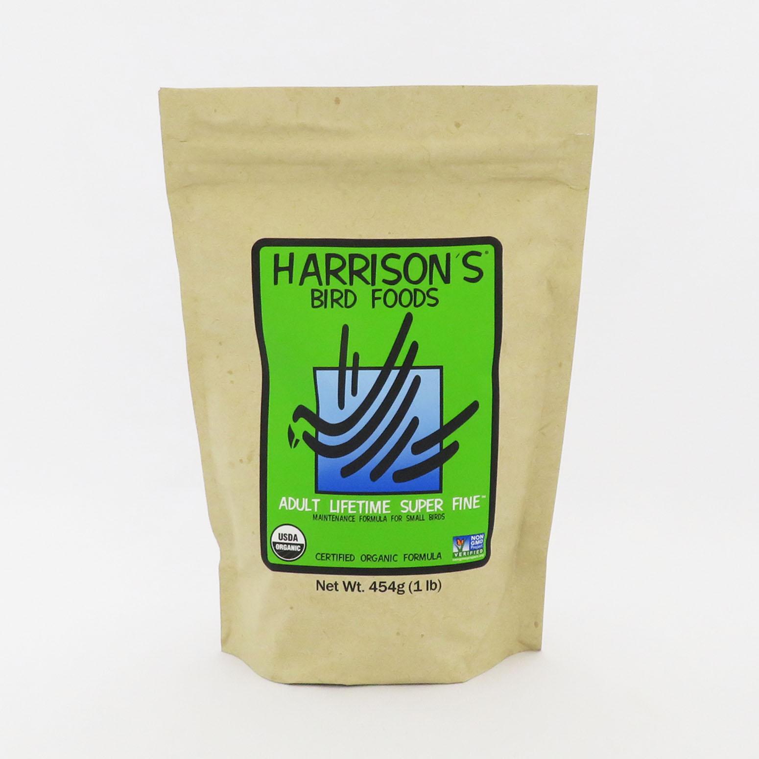 【Harrison】アダルトライフタイム スーパーファイン[極小粒]454g