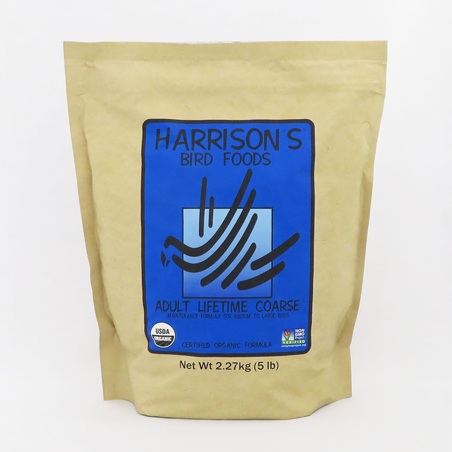 【Harrison】アダルトライフタイム コース[大粒]2.27kg