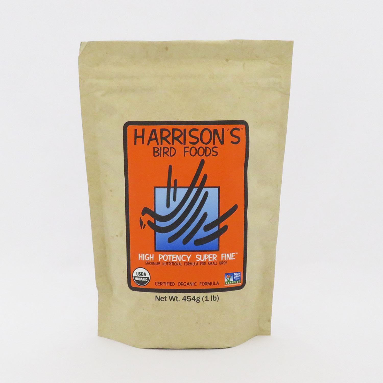 【Harrison】ハイポテンシー スーパーファイン[極小粒]454g