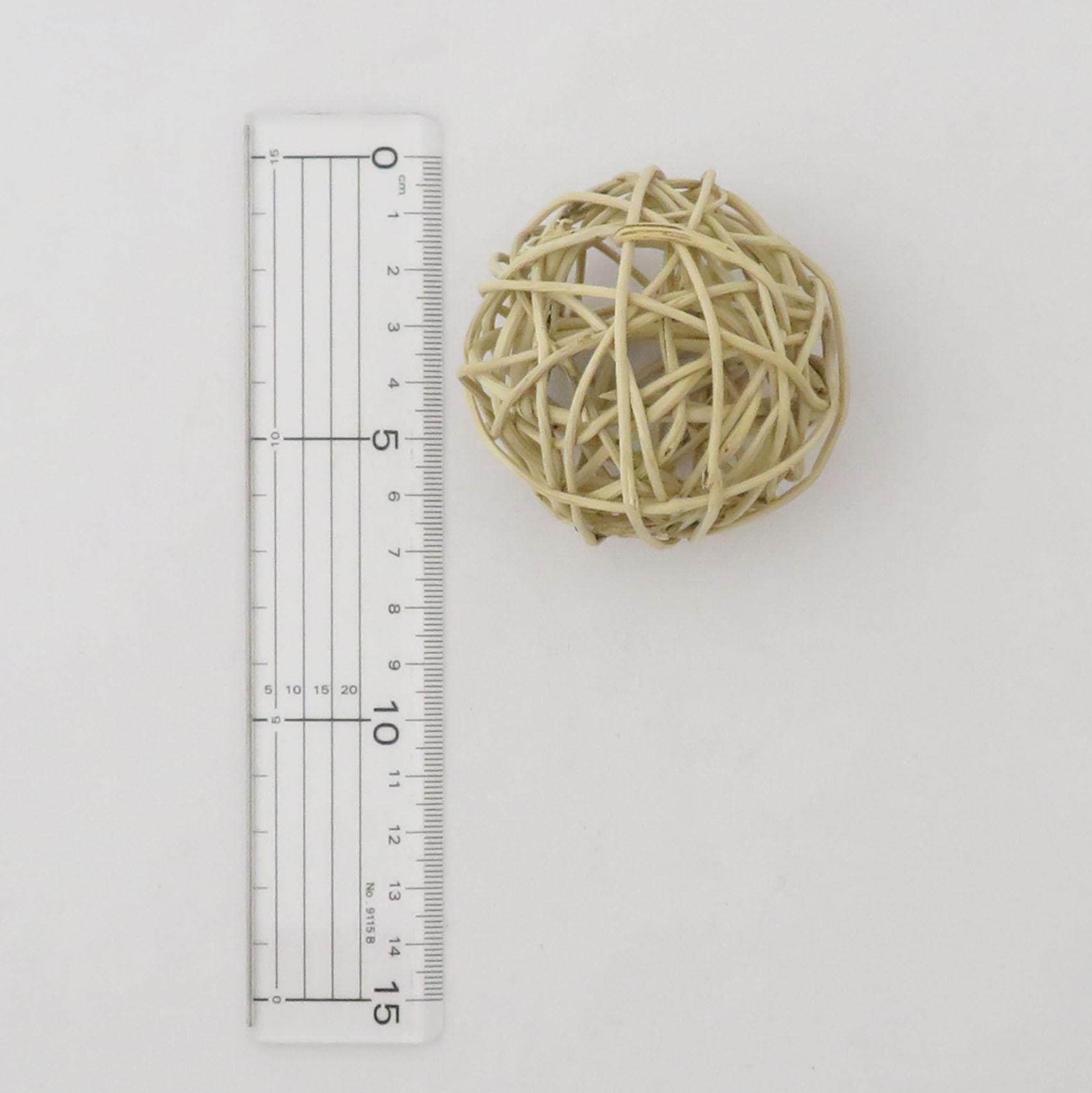 マンチボール(直径約6cm)
