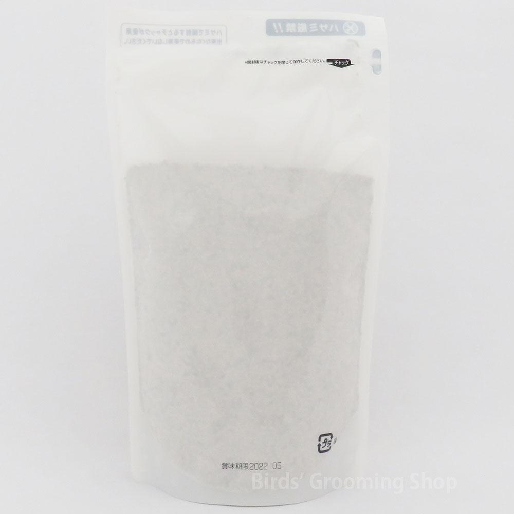 【BGSオリジナル】国産カナリーシード抜き皮付餌[特別栽培農産物](栽培時農薬不使用)500g
