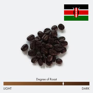 【終売】ケニア クオコア・テンボ AA 中深煎り コーヒー豆 100g