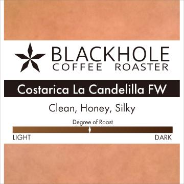 コスタリカ ラ・カンテリージャ FW 中煎り コーヒー豆 100g
