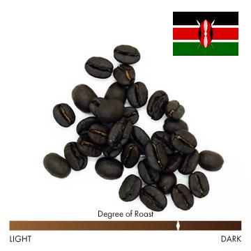 ケニアAA TOP キリニャガ 中深煎り コーヒー豆 100g