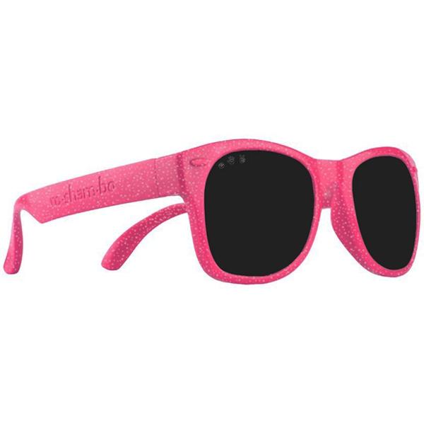 Roshambo/ロシャンボ サングラス キッズ&大人|Pink Glitter