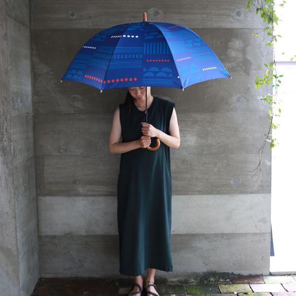392/サンキューニ 折畳傘 50cm Sand