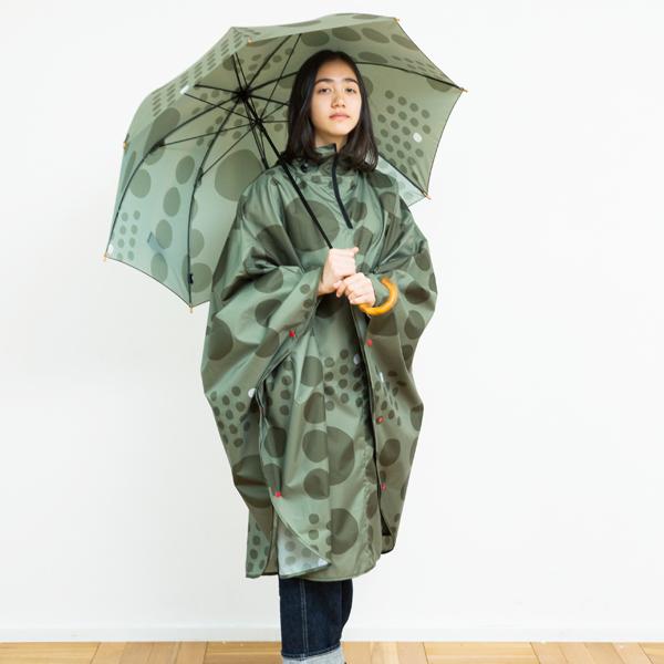 392/サンキューニ 長傘 60cm Maru-A20