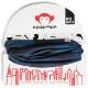 APPAMAN/アパマン ネックゲイター フェイスマスク|Deep Navy Camo