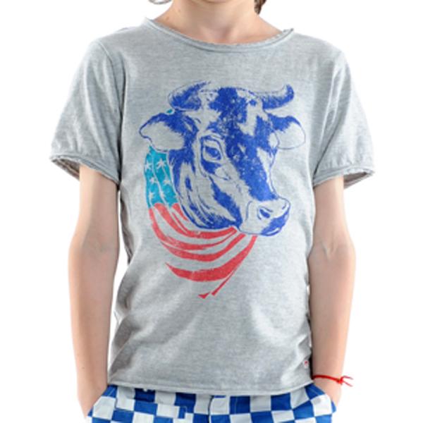 APPAMAN/アパマン ショートスリーブTシャツ - ブル Heather