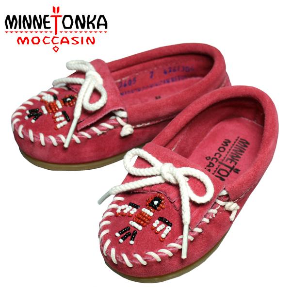 MINNETONKA/ミネトンカ サンダーバード2(2605)|ホットピンク
