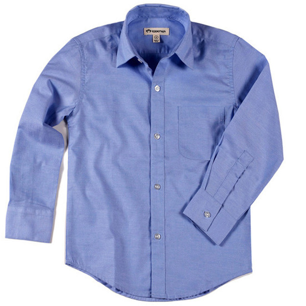 APPAMAN/アパマン スタンダードシャツ|True Blue