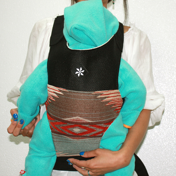 belle Baby Carriers/ベルベビーキャリーズ 抱っこひも|Indian Robe