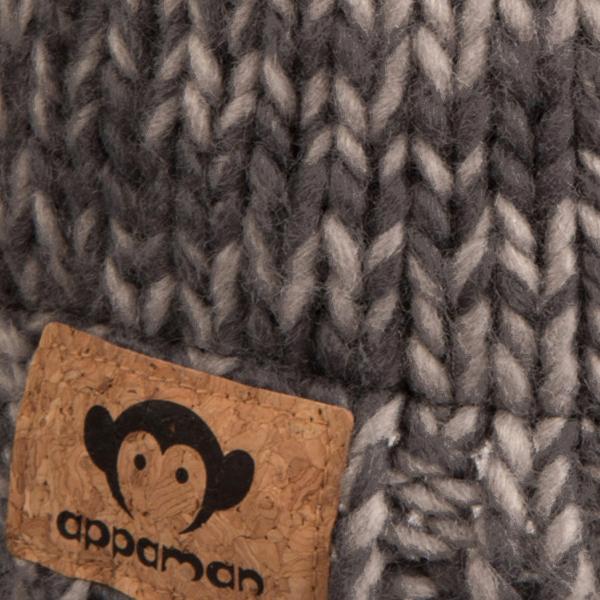 APPAMAN/アパマン インクブロットハット|Heather Medium Grey