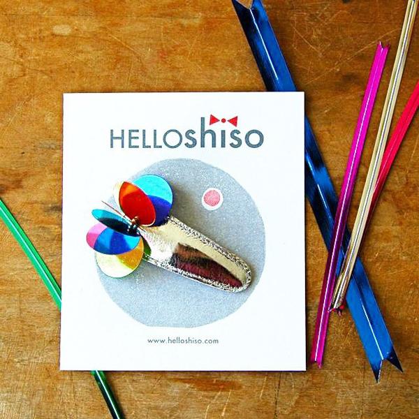 HELLO shiso/ハローシソ コンフェッティクリップ