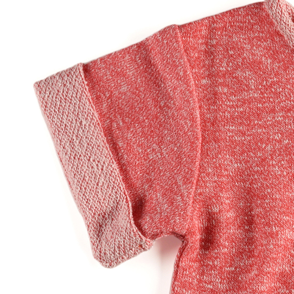 APPAMAN/アパマン エセックスTシャツ|Salmon Rose