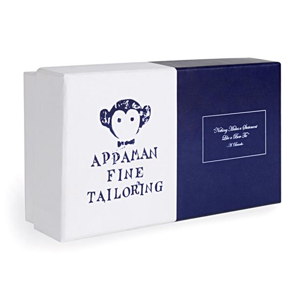 APPAMAN/アパマン ボウタイ|Black Logo