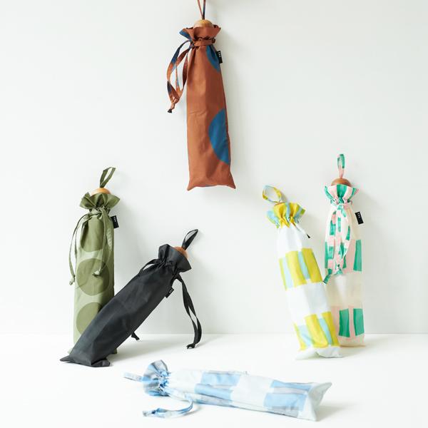 392/サンキューニ 折畳傘 50cm|Cellophane