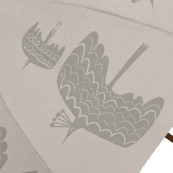 392/サンキューニ 折畳日傘 TC|Bird
