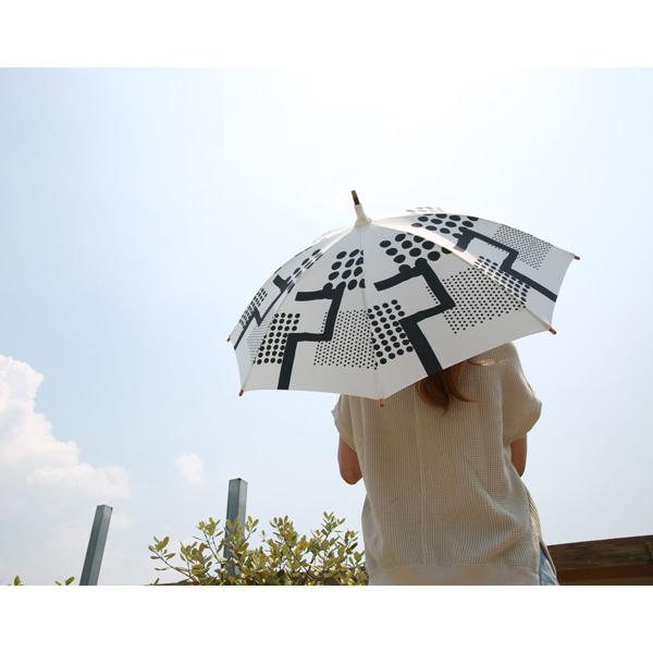 392/サンキューニ 折畳日傘 TC|Modern