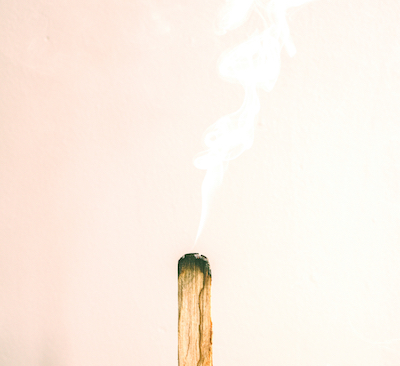 麻炭バスソルト [Meditation / パロサント] 80g  3個セット