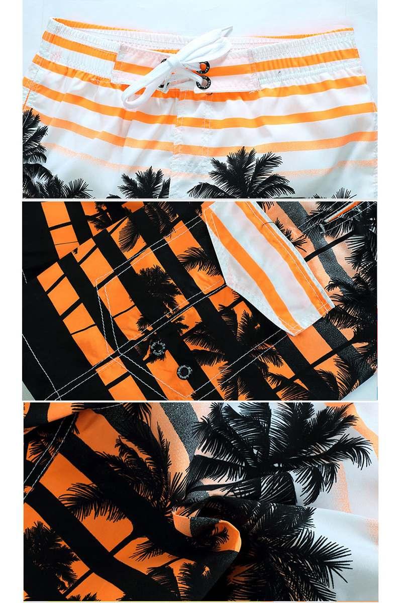 【店内全品送料無料】水着 ビーチパンツ 海パン ペイズリー 水陸両用 海水パンツ サーフ サーフショーツ 海水浴 プール 温泉 カジュアル ボトムス メンズファッション 大人 アメカジ メンズ 短パン ボトムス 夏  サマー 速乾