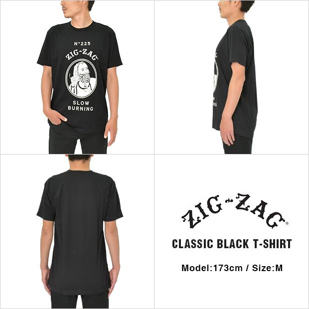 ZIG ZAG CLASSIC TEE