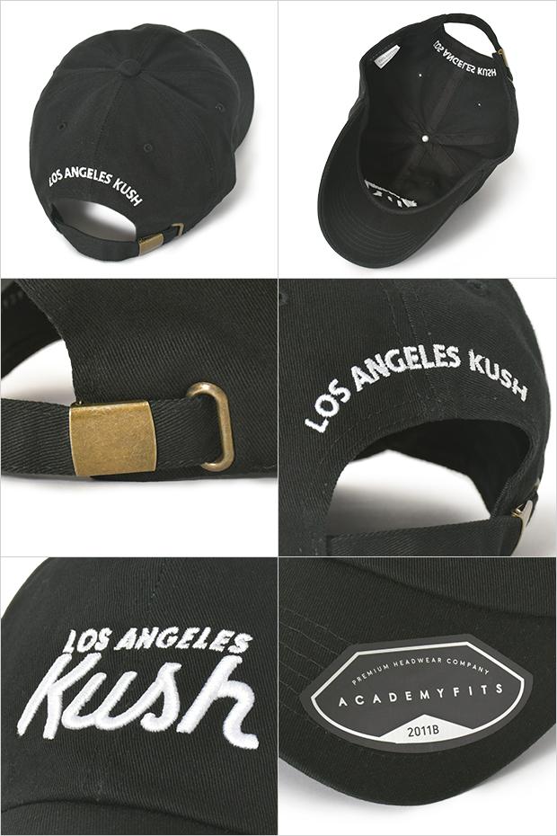 LA KUSH キャップ OG DAD CAP