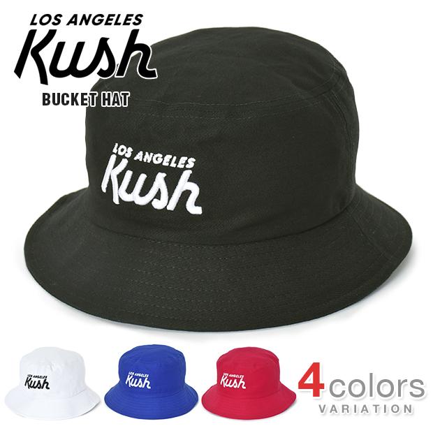 LA KUSH BUCKET HAT バケットハット メンズ レディース 帽子
