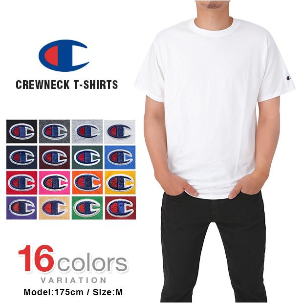 チャンピオン Tシャツ ワンポイント ロゴ