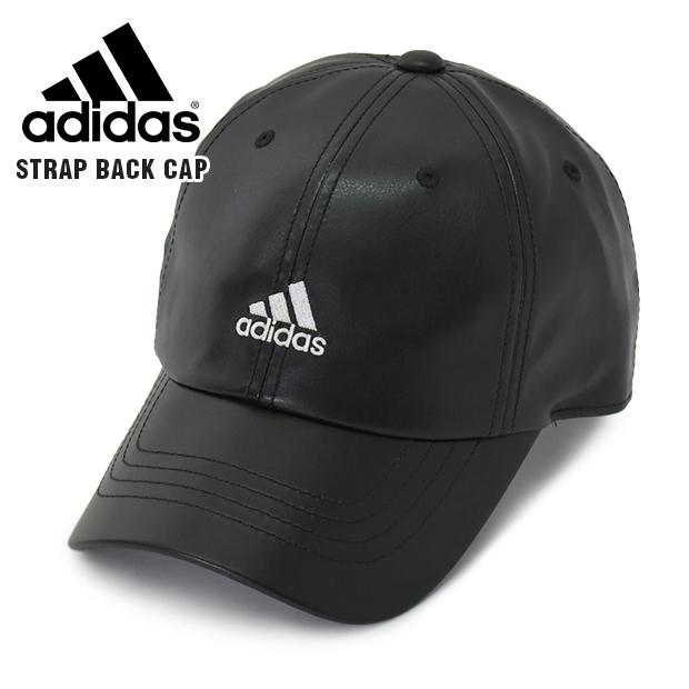 ADIDAS PU LEATHER 6PANNEL CAP