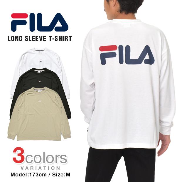 フィラ ロンT 長袖Tシャツ