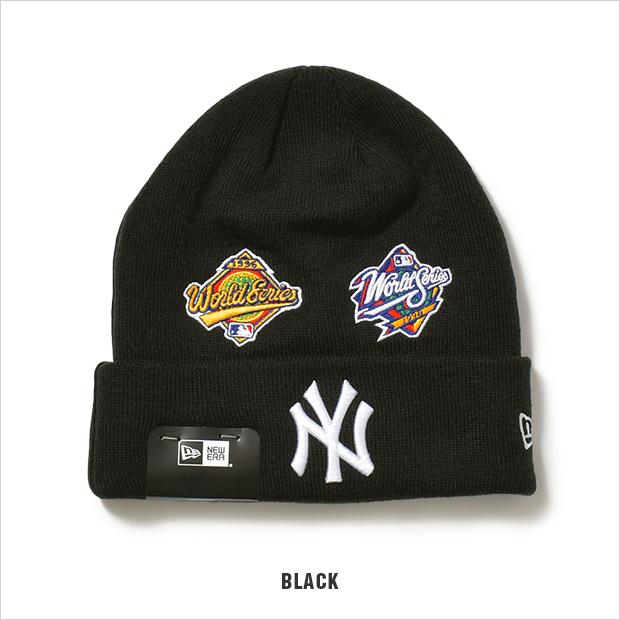 ニューエラ ニットキャップ ニット帽 NEW ERA ヤンキース ビーニー ニューヨーク NEW YORK YANKEES メンズ レディース