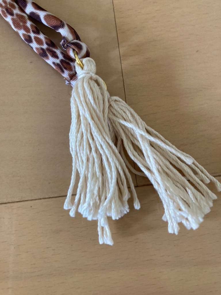 Capittana ブラジリアンビキニ Acacia Giraffe Reversible
