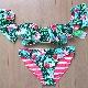 PHAX ブラジリアンビキニ  STRAPLESS TOP-フルカットボトム 520298-350331 (S)