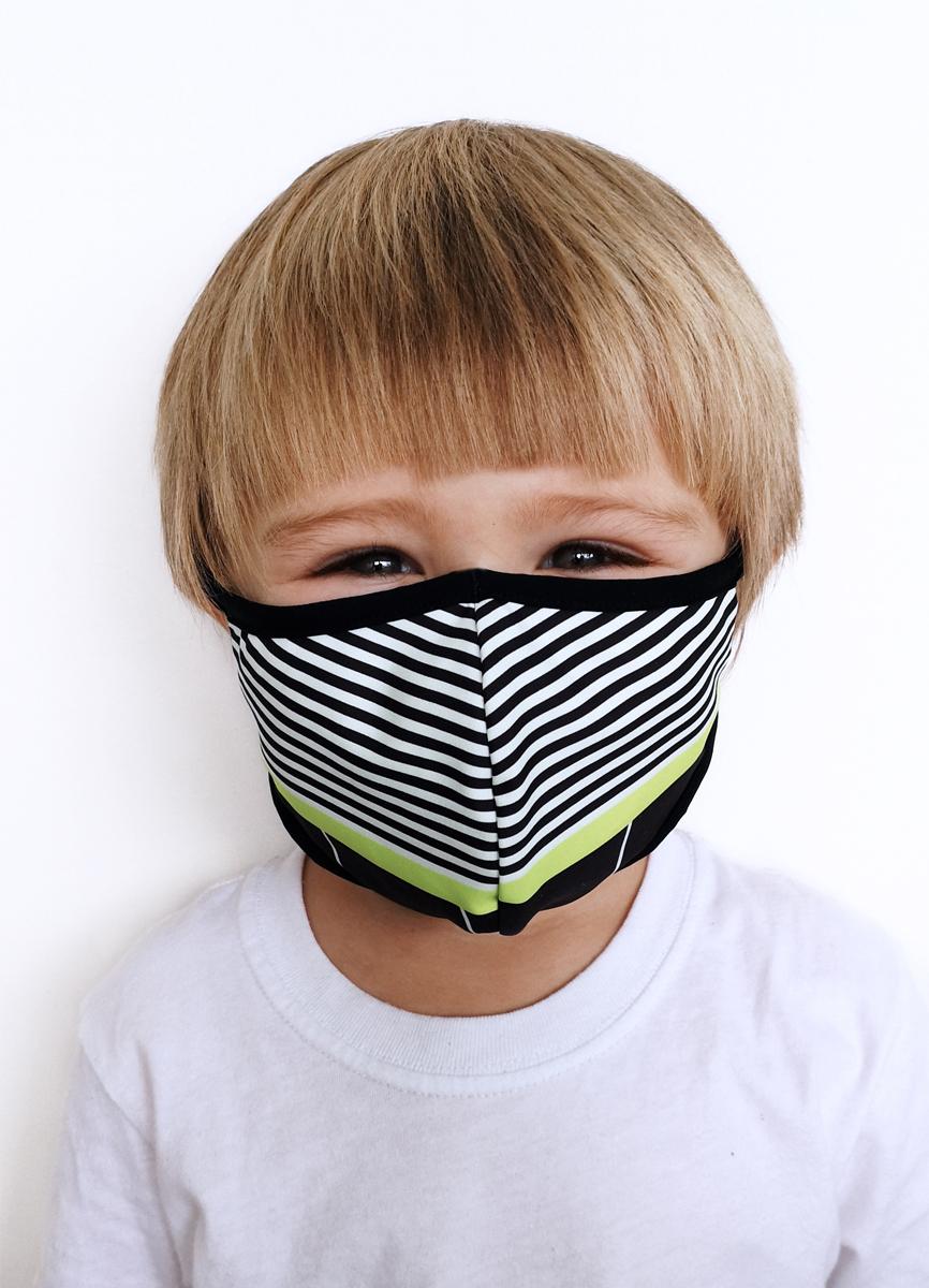 Maaji プロテクトウェア Cheerful Soul Child 5 Pack - 5 Child Masks