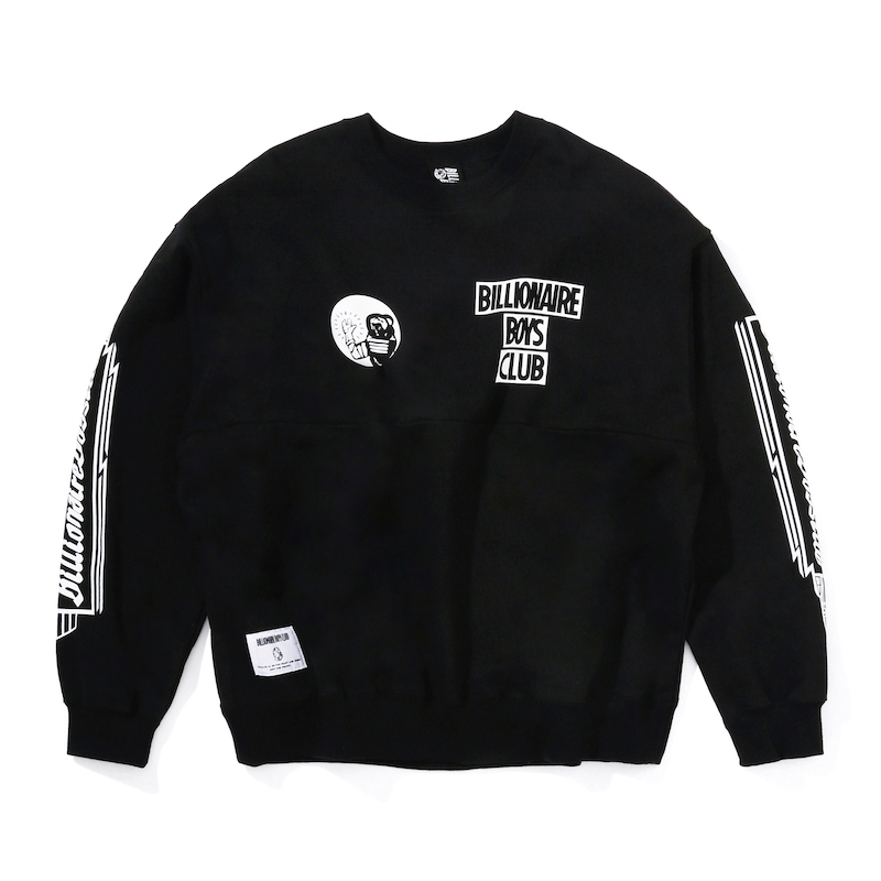 BOX CREWNECK SWEATSHIRT