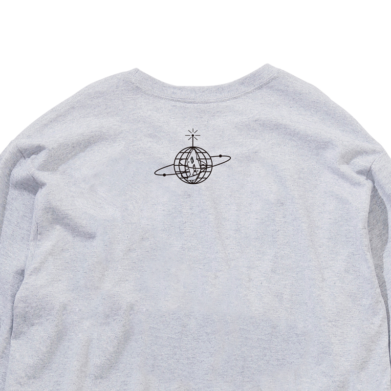 BILLIONAIRE BOYS CLUB × ASTROBOY L/S T-SHIRT
