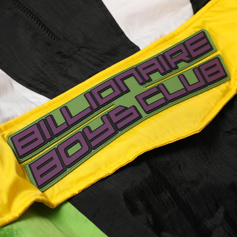 【50%OFF】BILLIONAIRE BOYS CLUB BB START UP PULLOVER WINDBREAKER