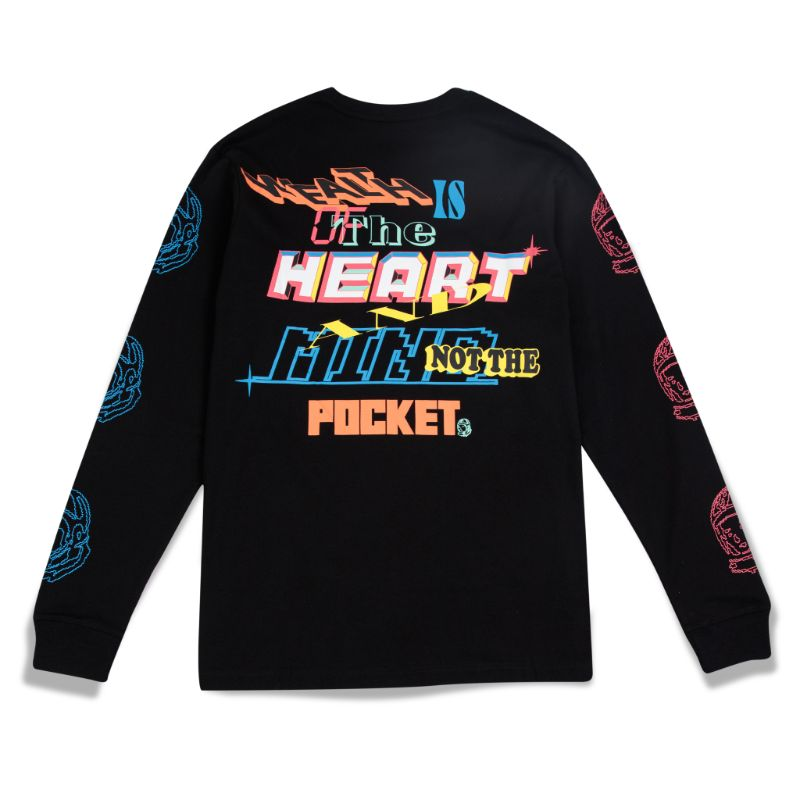 BB HEART AND MIND L/S T-SHIRT