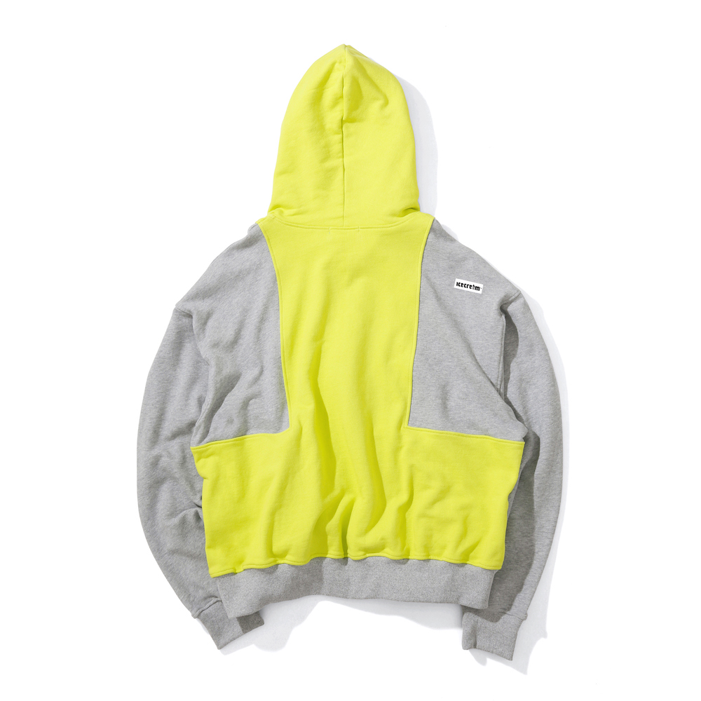 SWITCHING HOODIE