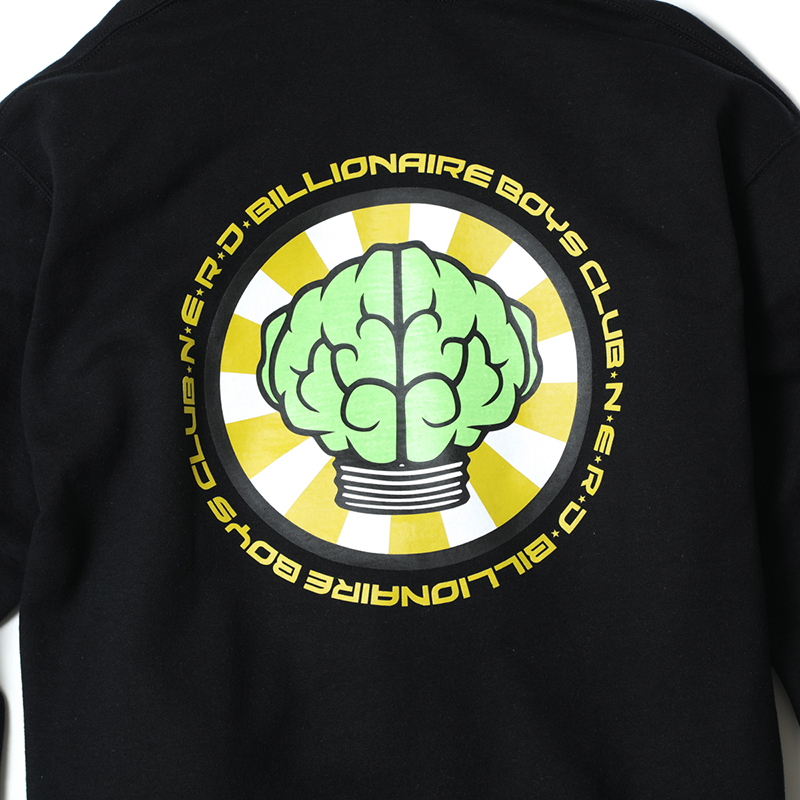 【30%OFF】 BILLIONAIRE BOYS CLUB × N.E.R.D MIND HOODIE (JP EXCLUSIVE)