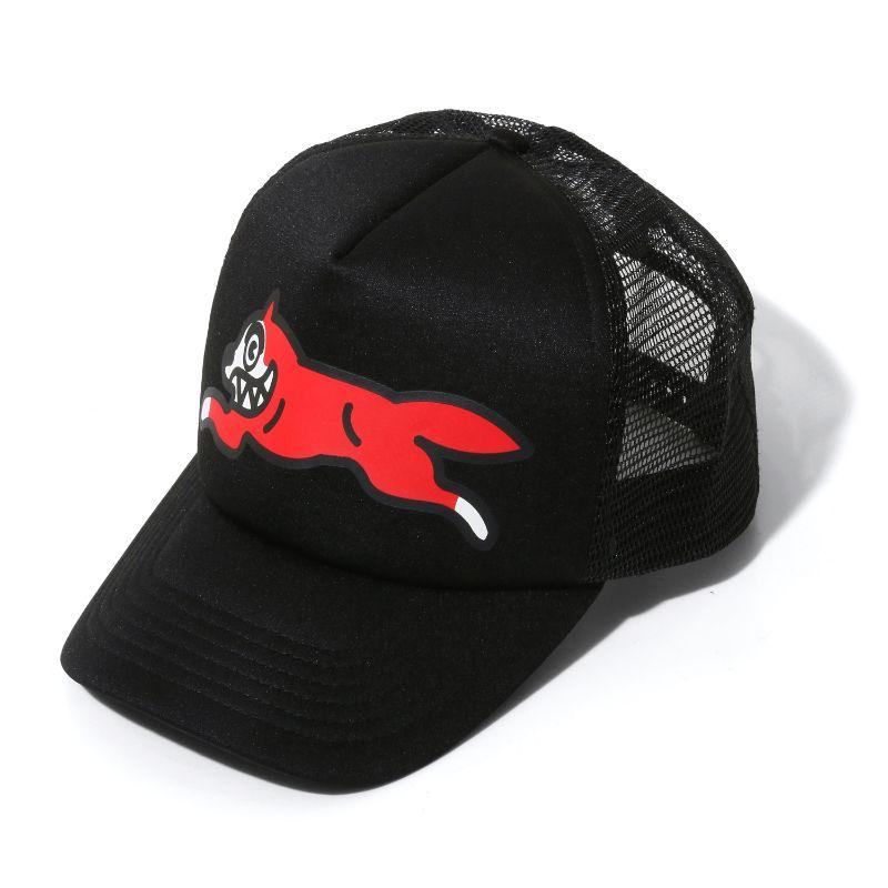 RUNNING DOG TRUCKER HAT