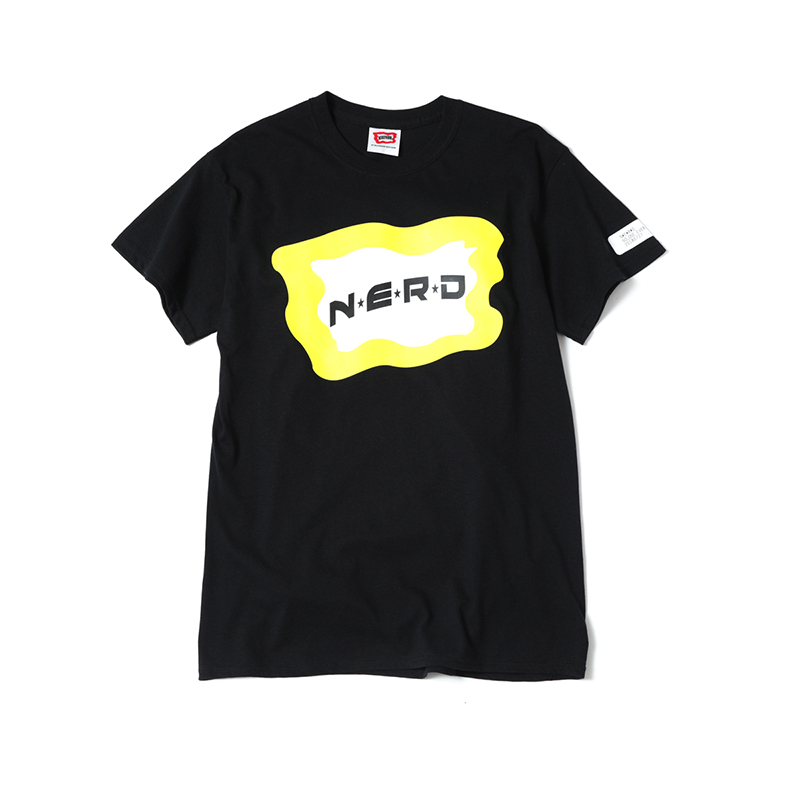 ICECREAM × N.E.R.D LOGO T-SHIRTS (JP EXCLUSIVE)