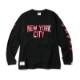 【50%OFF】 BILLIONAIRE BOYS CLUB NEW YORK CITY L/S T-SHIRT